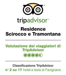 Scirocco e Tramontana residence Favignana